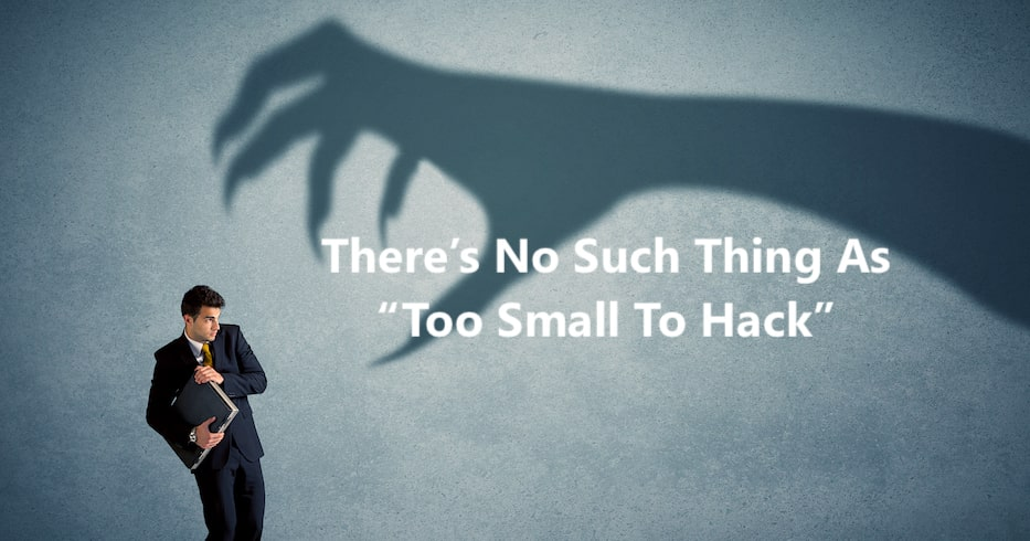 Is My Business Too Small to Hack?